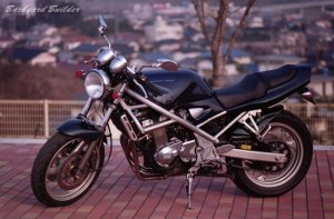 Bandit400 (1992撮影)