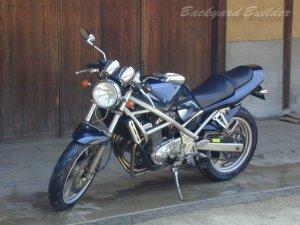 '90 Bandit 400