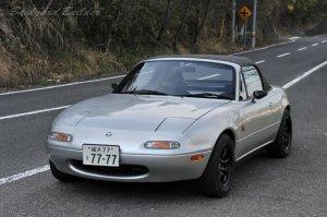 Eunos Roadster 1993年式