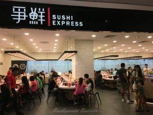 シンガポールの回転寿司