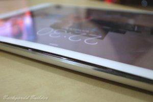 iPadご懐妊の図
