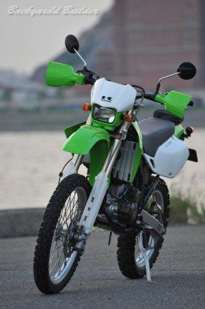 2007 KLX250