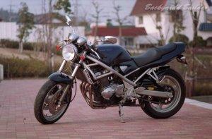 Bandit400 (1992年撮影)