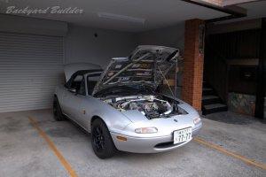 1993yr Eunos Roadster