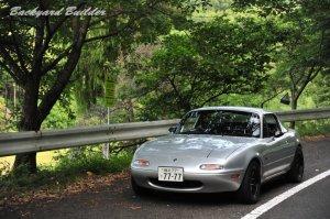 Eunos Roadster @Kagawa
